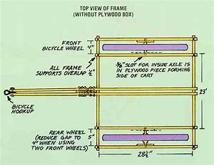Build A Bicycle Trailer - Do It Yourself