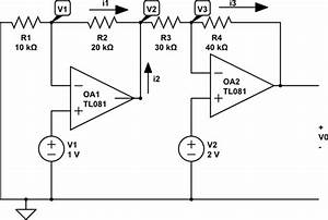 Op Amp - Difficulty Solving Op Amp Problem