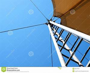 Tent Structure Stock Photo  Image Of Steel  Pylon  Metal