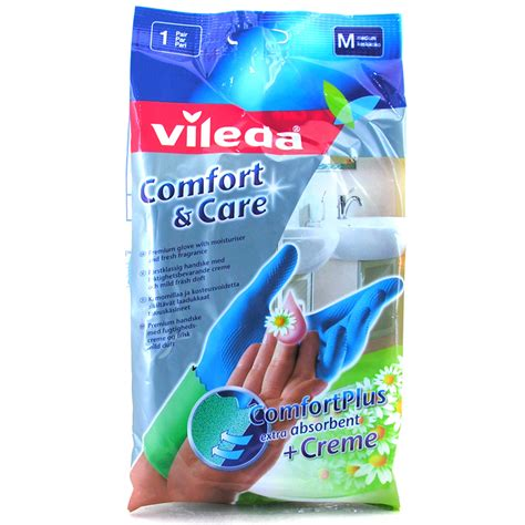 what is comfort care comfort care gloves from vileda wwsm