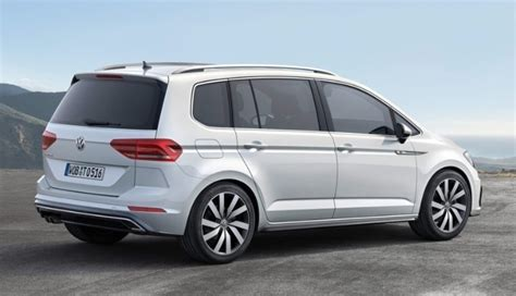 Volkswagen Sharan 2020 by Volkswagen Sharan 2020 Release Date Redesign Interior