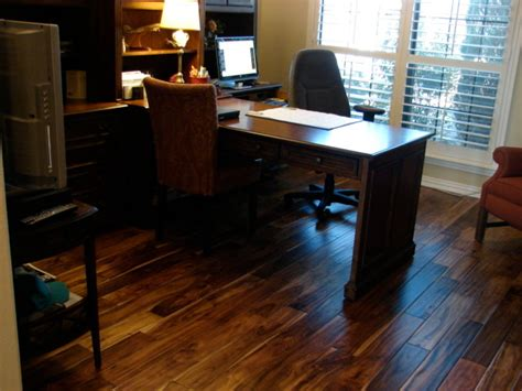 flooring for home office acacia wood floor