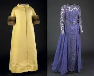 First Ladies Inaugural Gowns Dresses