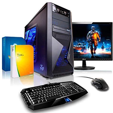 ordinateur de bureau complet pas cher megaport méga pack unité centrale pc gamer complet