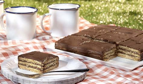 g 226 teau de petits beurre au caf 233 et au chocolat colruyt