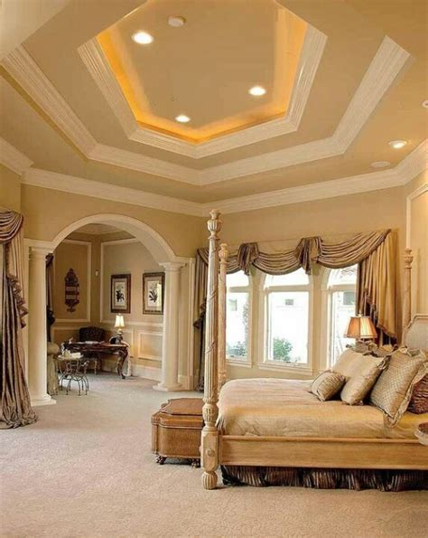 Beautiful Master Bedroom Houses