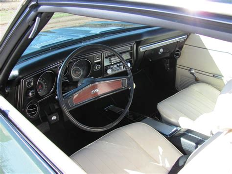 chevrolet chevelle ss  coupe