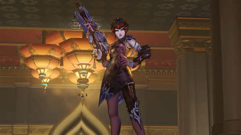Check Out The New Skins From Overwatchs Year Of The Dog