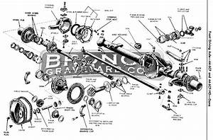 Diagram For Dana 44-6cf