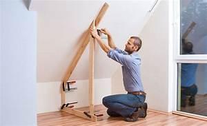 Schrank Bauen Dachschräge : drempelschrank bauen schritt 2 von 25 einrichten ideen pinterest schablonen herstellen ~ Markanthonyermac.com Haus und Dekorationen
