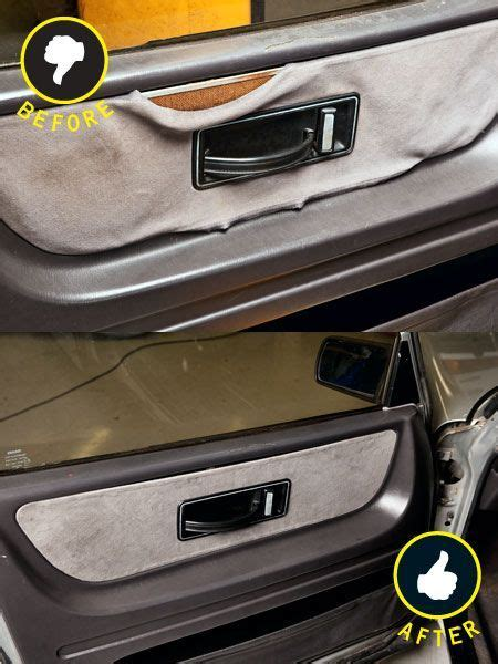 Diy Car Upholstery Repair by How To Fix Up Your Car S Interior On The Cheap Several