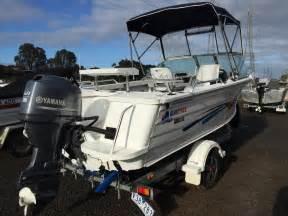 Yamaha Boats Geelong by 480 Quintrex Coast Runner Geelong Marine World