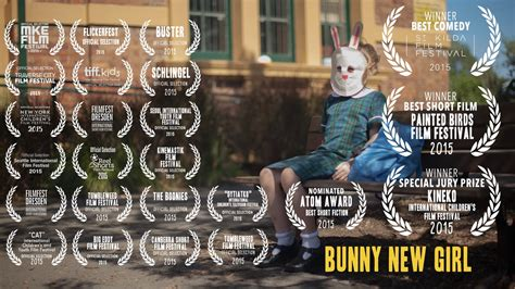 bunny  girl short film trailer  film shortage