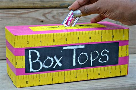 25+ Best Ideas About Box Tops Contest On Pinterest