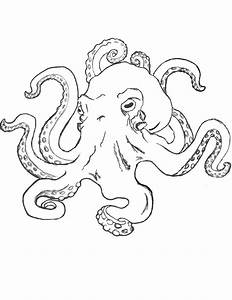 Octopus WIP by Tsubatsu on DeviantArt