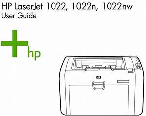 Hp Laserjet 1022 Manual