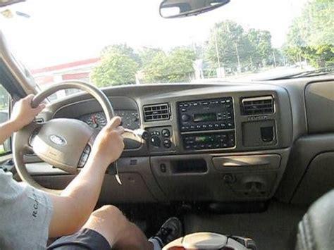 test drive   ford excursion eddie bauer powerstroke
