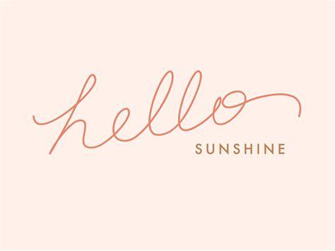 sunshine wallpapers  desktop background