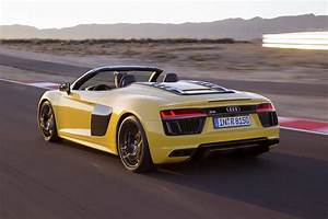 Official: 2017 Audi R8 Spyder - GTspirit