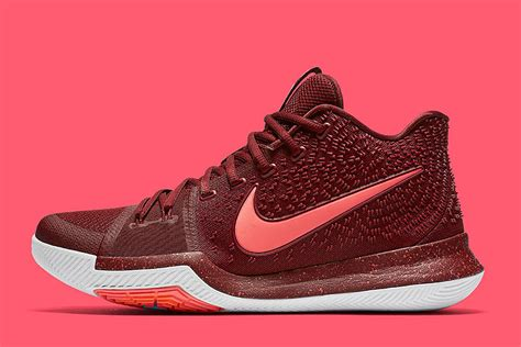 Nike Unveils The Kyrie 3 Team Red Sneakers Xxl