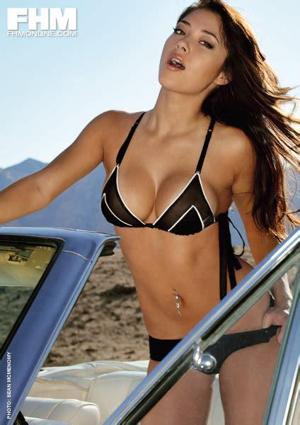 arianny celeste hot spicy bikini  image pics