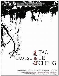 Tao Te Ching  25th