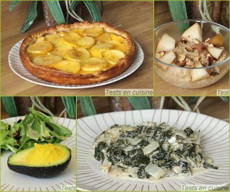 test cuisine review tests de recettes d 39 avril tests en cuisine