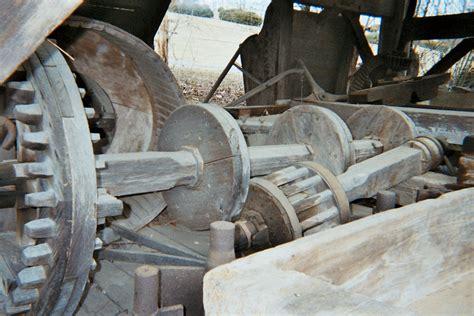 museum  appalachia tennesseemuseum  unassembled mill