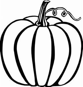Comment Vider Une Citrouille : dessin citrouille potiron ~ Voncanada.com Idées de Décoration