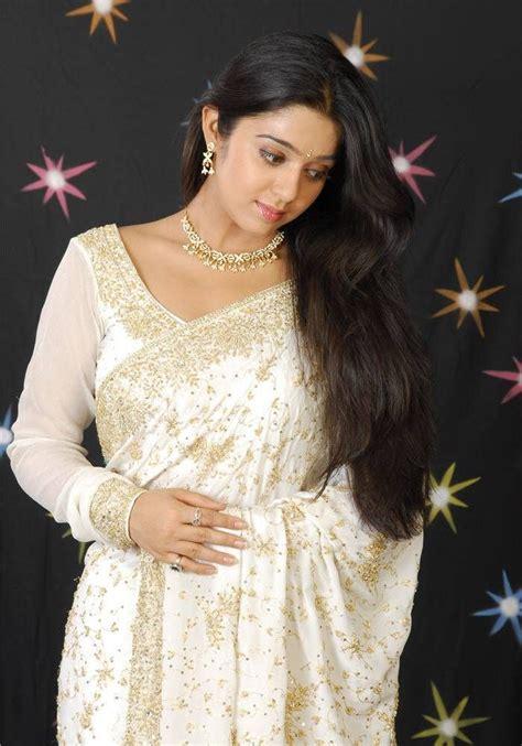gold sari white saree gold zari work long sleeve saree