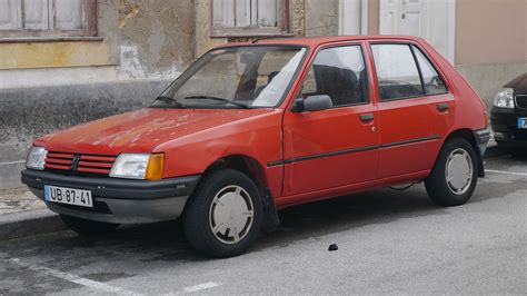 Peugeot Wiki by Peugeot 205