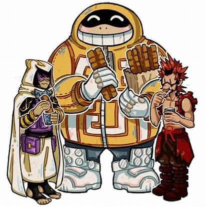 Fatgum Hero Academia Memes Anime Together Tamaki