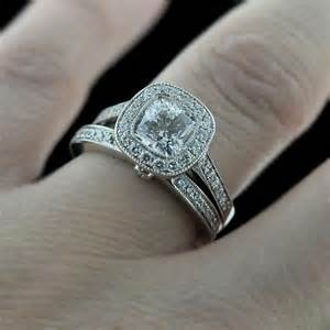vintage wedding sets vintage engagement ring s trend here to stay miadonna luxury antique wedding set miadonna