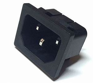 3 Prong Ac Power Connector
