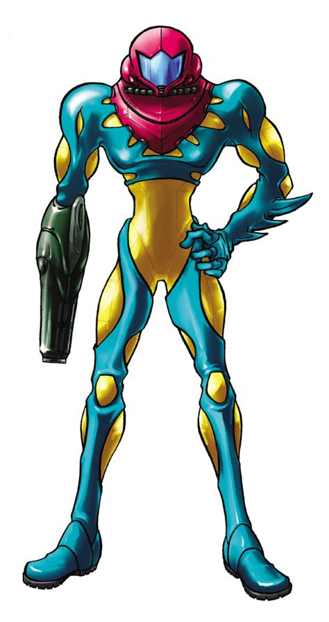 What Is Your Favorite Samus Suit Ign Boards