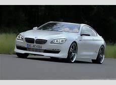AC Schnitzer Performance Pack for BMW 640d F12 F13