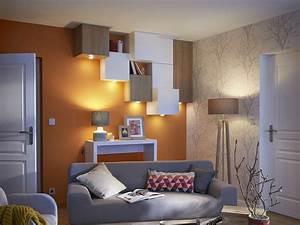 Spot Mural Interieur : luminaire int rieur design leroy merlin ~ Teatrodelosmanantiales.com Idées de Décoration