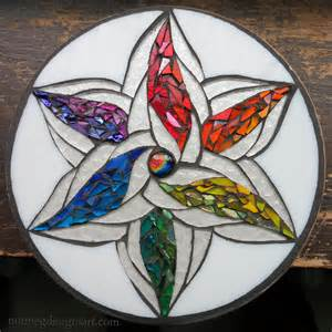 Mandala Design Color Wheel