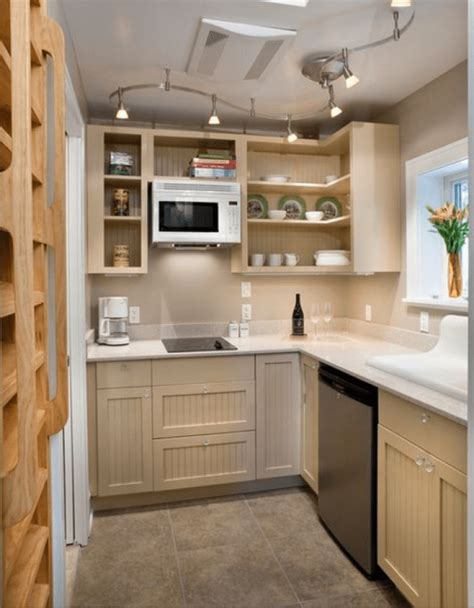 simple kitchen design ideas  small house