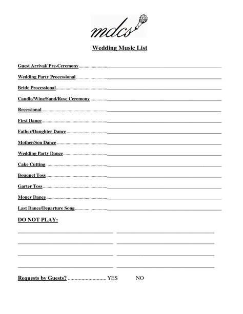 wedding song list  dj tcworksorg