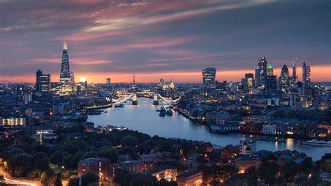 beautiful london city view  world wallpapers london