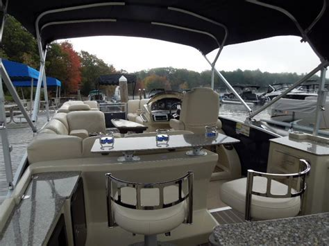 2014 New Sanpan 2500 Bar Pontoon Boat For Sale   $45,900