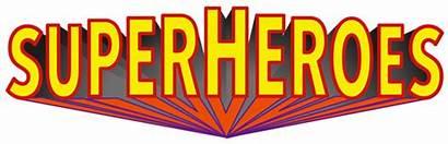 Superheroes Superhero Super Heroes Words Funbox Ash
