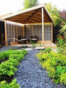 Pflanzen Japanischer Garten : zen garten anlegen pflanzen die man dort setzen k nnte ~ Lizthompson.info Haus und Dekorationen