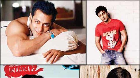 Salman Khan Ranbir Kapoor Ranveer Singh Lead Bollywoods