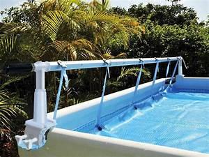 Enrouleur Piscine Hors Sol : enrouleur de b che pour piscines hors sol au meilleur prix ~ Dailycaller-alerts.com Idées de Décoration