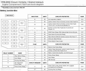 01 Cougar Fuse Box Diagram  U2013 Best Diagram Collection