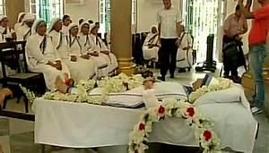 Mother Teresa Funeral | www.pixshark.com - Images ...