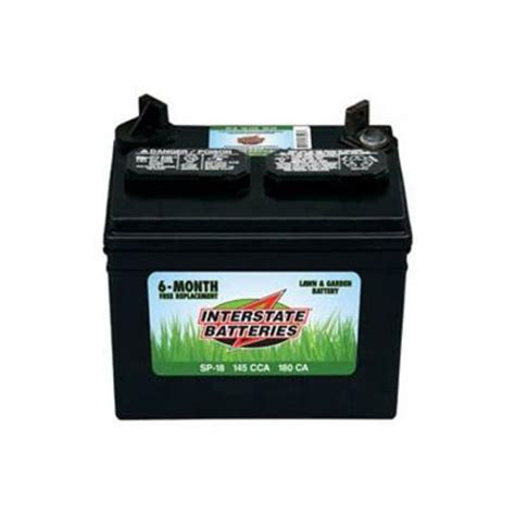 Interstate Battery 5 1/4 in. x 7 3/4 in. Interstate