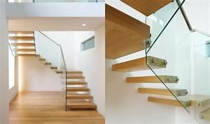 Treppe Mit Glas : schwebende treppe eine entscheidung f r mutige stheten ~ Sanjose-hotels-ca.com Haus und Dekorationen
